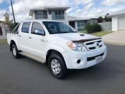2006 Toyota Hilux SR5 AUTO! Diesel! 4x4 Underwood Logan Area Preview