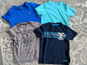 Boys sized 4-5 brand name clothes