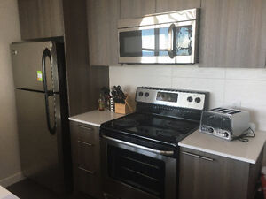 1202-755 Caledonia Ave - Fully Furnished - Sept 1 to Dec 31 2016
