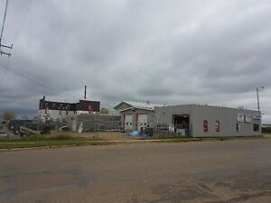 Commercial Lot & Building For Sale - Hanna, AB