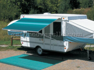 Recherche Auvent Tente-Roulotte 12' - Looking for 12' RV Awning