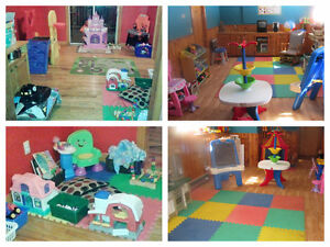 Child Care Spaces Available in Canaan/Kentville