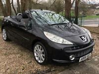 Peugeot 207 CC 1.6 16v 120 Coupe GT **Finance from £77.96 a month**