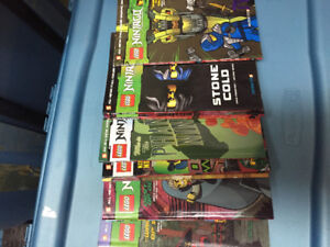 Lego Ninjago Comic Books - Mint