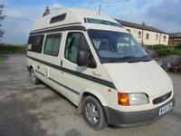 AUTOSLEEPER DUETTO, 2 BERTH, AUTOMATIC. TURBO DIESEL, 42,661 MILES, EXCELLENT