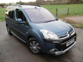 2012 CITROEN BERLINGO MULTISPACE AIRDREAM XTR HDI AUTOMATIC WHEELCHAIR ACCESS VE