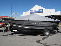 "Boat Show Special! New ""2015"" Lund 1675 Crossover XS"