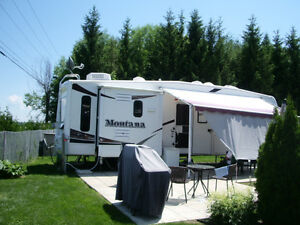 FIFTH WHEEL Montana 2006 ,modèl 2980 RL