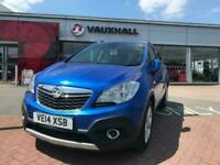 2014 Vauxhall Mokka Tech Line NAV 1.6 VVT 115PS 5DR Hatchback Petrol Manual