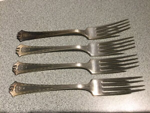 Silver Plated Flatware - 1847 Rogers Bros - Continental US