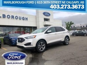 2019 Ford Edge SEL AWD  - Navigation -  Towing Package