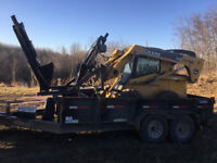 Rural Skidsteer,Excavating, Tree Moving, Auger, Corral Cleaning