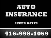AUTO INSURANCE - Are You Tired Of Paying Too Much? Call & SAVE