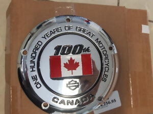 Limited Edition Harley Davidson 100th Anniversary Canada TrimSet