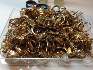 WE BUY GOLD FROM DEALERS & COMPANIES AT 95% OF THE MARKET PRICE.