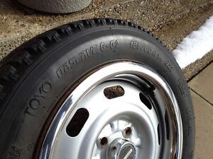 """14"""" Mazda Winter Tires & Rims"""