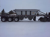 Belly Dump Trailers Direct From Factory