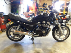 2001 Honda Nighthawk 750