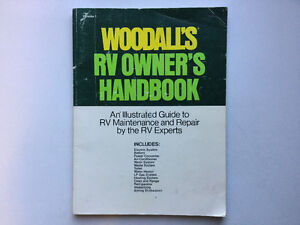 Woodall's Vintage RV Motorhome Maintenance & Repair Manual