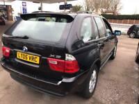 BMW X5 3.0d auto 2004MY SE