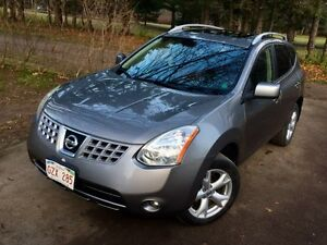 2010 NISSAN ROGUE SL AWD 98,000kms REDUCED 10,900$Negotiable