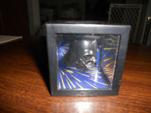 Star Wars 3D Illusion Box and Toys