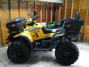 VTT POLARIS SPORTSMAN 500