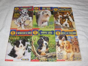 PUPPY PATROL - CHAPTERBOOKS - NICE SELECTION! CHECK IT OUT!