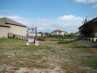 Build With HALLMARK HOMES on ROYALWOOD'S Last Lake Lot!**