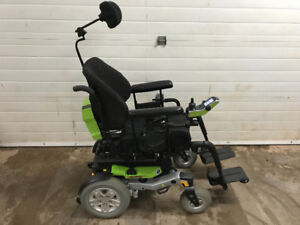 Wheelchair-Electric Powered