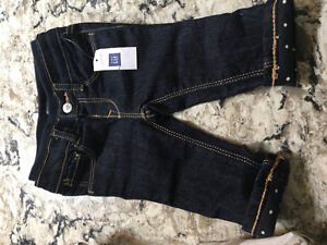 Baby Gap NWT lined jeans