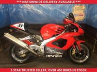 APRILIA RSV1000 RSV 1000 MILLE V-TWIN SPORTS MOT FEB 2018 2002 02 PLATE