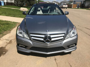 MERCEDES E 350 - AMG PACKAGE - MUST SELL