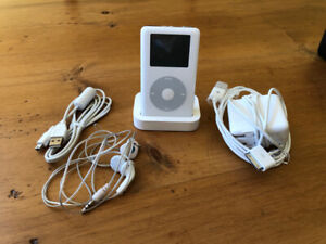 Ipod 40 GB in box & never used-$100.00