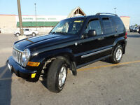 2006 Jeep Liberty Chrome SUV, Crossover