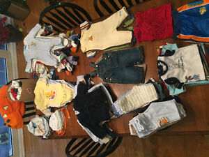 0-6 months baby boy cloths