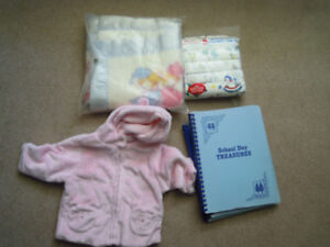 Baby Blankets, Diapers and Lots More