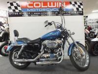 2005 54 HARLEY-DAVIDSON SPORTSTER 1202CC XLH 1200