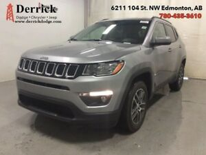 2017 Jeep Compass   Used 4WD North Keyless N'Go Bluetooth $176.6