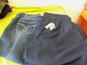 ladies plus size pants size 26 petite