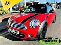 2013 MINI Convertible (Chili) 1.6 COOPER 2d 122 BHP Convertible Petrol Manual