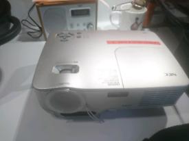 NEC NP40 laptop projector