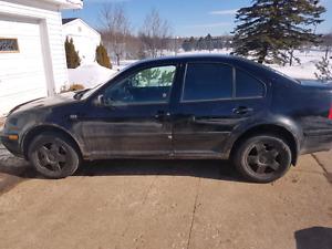 2002 VW Jetta TDI 3000$ OBO