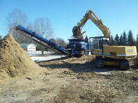 Land Clearing and Tub Grinding Services
