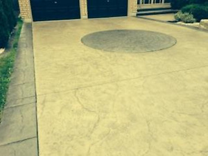 ***STAMPED CONCRETE**BOOK NOW FOR SPRING INSTALLATION***