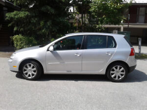 REDUCED!  2007 VW Rabbit For Sale (Includes 4 Snow Tires on Rims