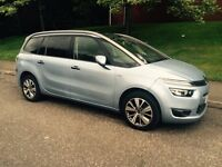2014 Citreon C4 grand Picasso , uber accepted ,