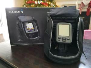 Garmin Echo 150 and Portable Kit
