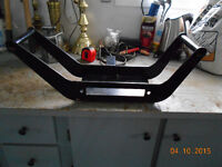"""WINCH MOUNT FOR 2"""" RECEIVER"""