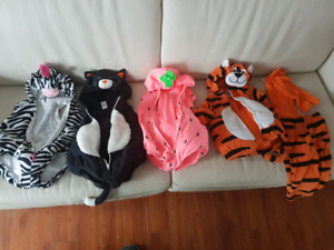 Halloween and dress up costumes